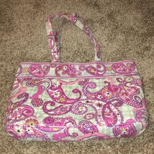 Vera Bradley Small Tote Bag